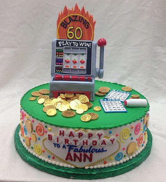 Slots Cake!
